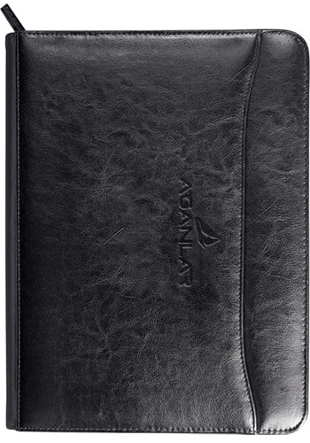 Renaissance Zippered Padfolios | LE100010