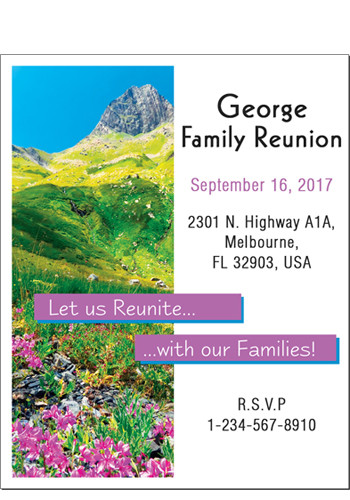 Bulk Reunite Save the Date Magnets