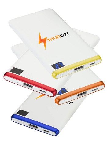 4000 mAh Ring Series Mobile Power Banks | LMGC1344