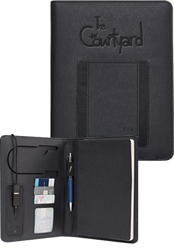 Roma Wireless Power Charger Refillable Journals