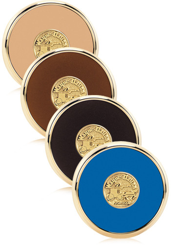 Wholesale Round Brass Coasters