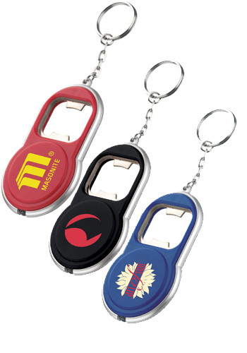Bottle Opener w/LED Keychains | SM9719
