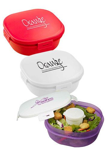 Salad To Go Containers   EM1333