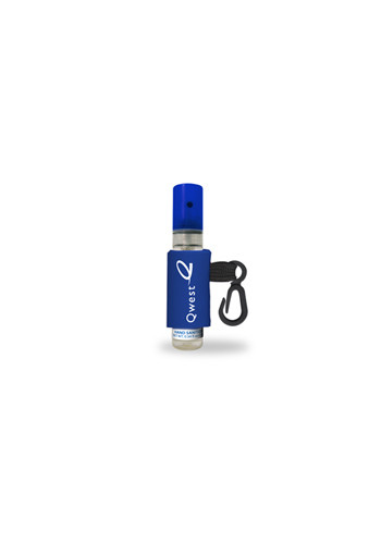 Personalized 10 ml Sanell Spray Hand Sanitizers with Leash
