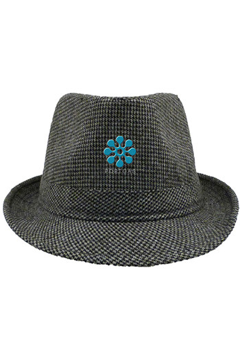 Custom Siegel Fedora Hats  f00563910b5