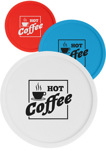 Promotional Silicone Coasters