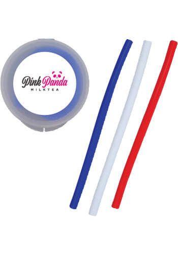 Wholesale Silicone Straws In Case