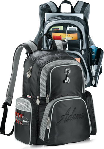 Slazenger Turf Series Compu-Backpacks | LE605060