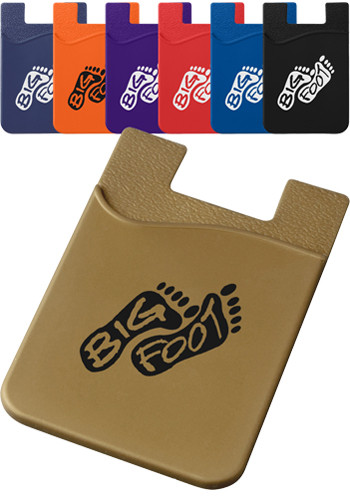 Slim Silicone Card Wallets | SM2557