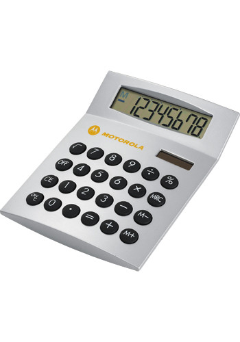 #SM3128 Promotional Monroe Desk Calculators