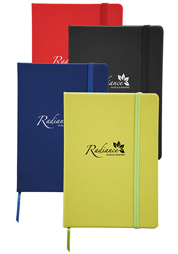 Notebooks with Elastic Band Closure | SM3443
