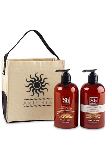 Bulk Soapbox Cleanse And Soothe Gift Set