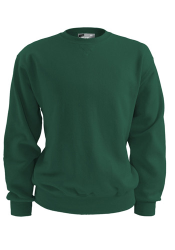 Soffe Training Fleece Crew Sweatshirts | 9300