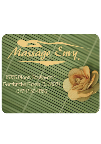 Personalized Spa Mouse Pads