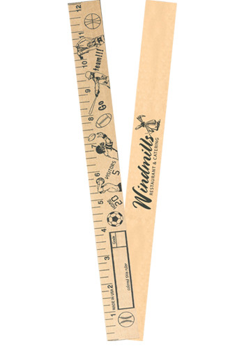 Sports Color  Rulers | AK90616