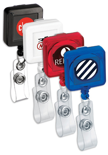 Square Badge Holders | SM2381