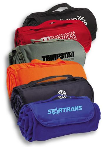 Polyester Fleece Stadium Blankets | CRSTADBLKT