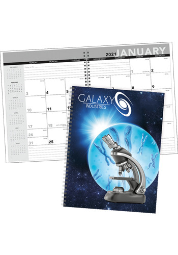 Standard Year Desk Planners Calendars | X11457
