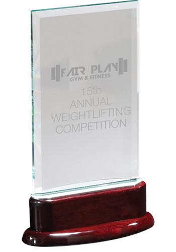 Statute Large Glass Awards | MBMIC2932