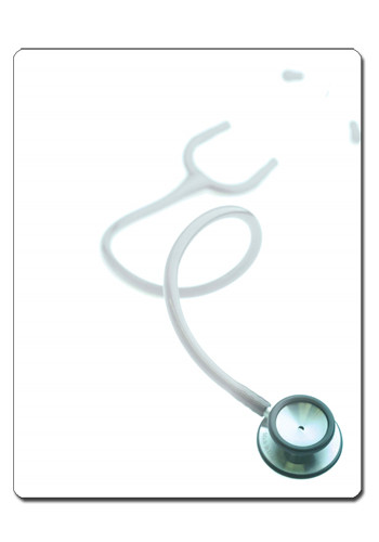 Promotional Stethoscope 11in x 8.5in Magnets