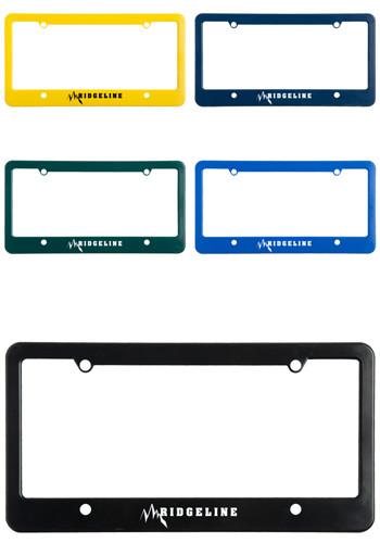 Straight Bottom License Plates | EM1200S
