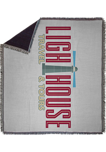 Sublimated Tapestry Throw Blankets| TEDP24001
