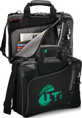 Personalized Summit Checkpoint-Friendly Messenger Bags