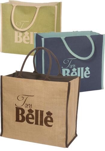 Super Jute Tote Bags | PLLT3732