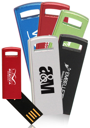 4GB Swivel Mini Thumb Drives | USB0624GB