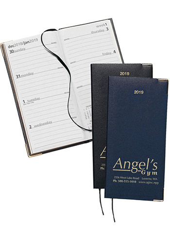 Customized Symphony Weekly Pocket Planners