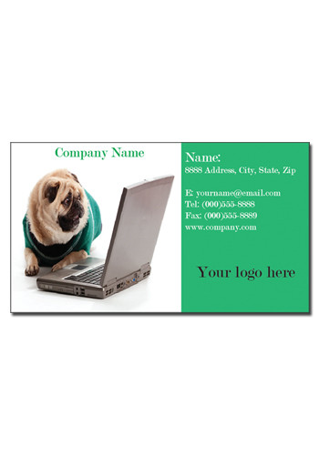 Technology Pug Magnets