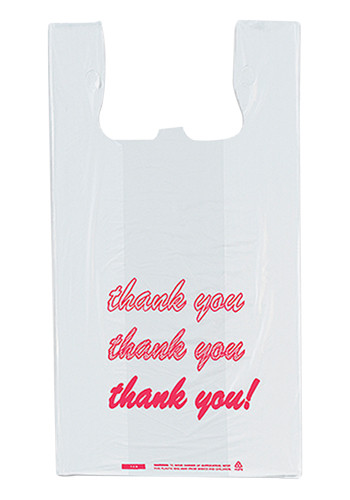 Thank You T-Shirt Bags | BM35WTY1222