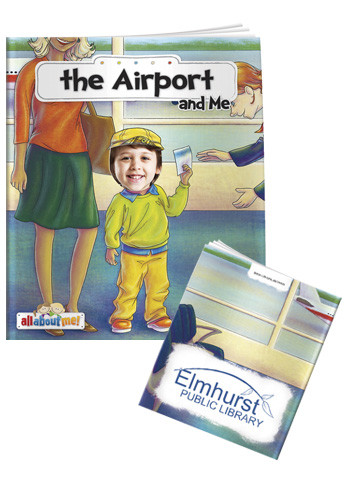 Airport and Me Childrens Booklets | X11125