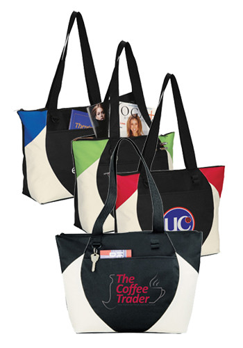 Custom The Aspen Meeting Tote Bags