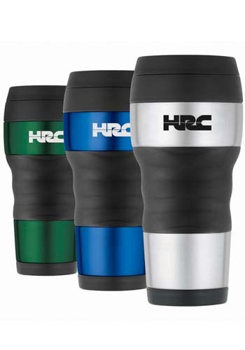 16 oz. ThermoCafe Tumblers with Grips | GL80131