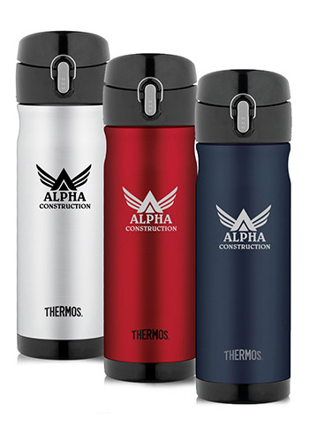 16 oz. Thermos Backpack Bottles | GL80066