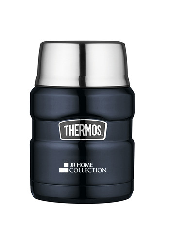 16 oz. Thermos Stainless King Food Jars with Spoon | GL80035
