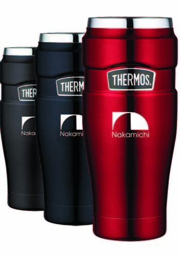 16 oz  Thermos Stainless King Tumblers with Tea Hook | GL80032