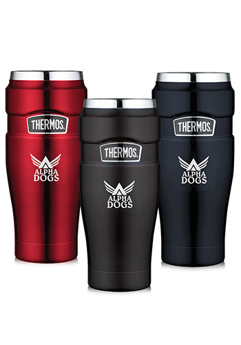16 oz. Thermos Stainless  Travel Tumblers | GL80030