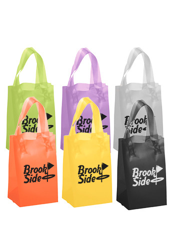 Thor Frosted Brite Shopping Bags | BM37S58H