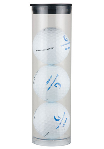 Wholesale Three Ball Value Golf Gift Sleeve