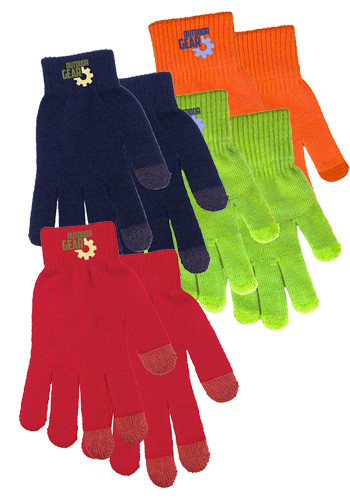Touchscreen Acrylic Gloves