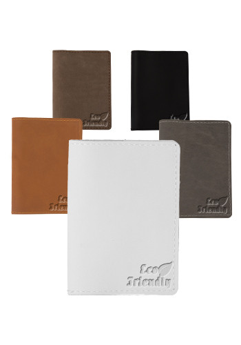 Traverse Leather Currier Passport Covers | SUTCURRIER