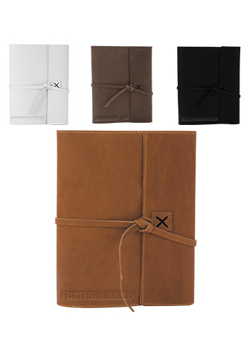 Traverse Leather Docker Composition Book Covers | SUTDOCKER