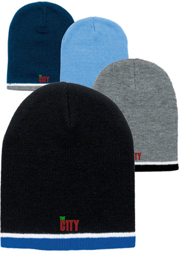 Tri Color Beanies
