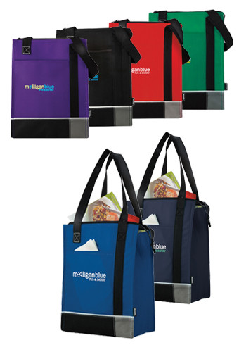 KOOZIE Tri-Tone Lunch Sacks | X10630