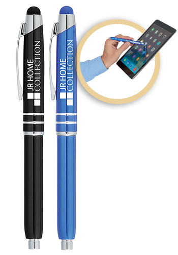 Trio 3-in-1 Ballpoint Stylus Lights | LE106789