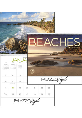 Triumph Beaches Wall Calendars | X11306