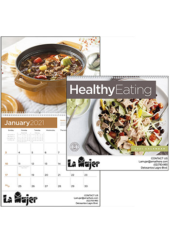 Wholesale Triumph Healthy Eating  Calendars