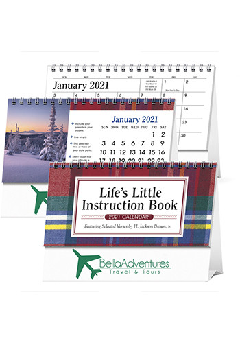 Triumph Lifes Little Instruction Book Desk Calendars | X11586